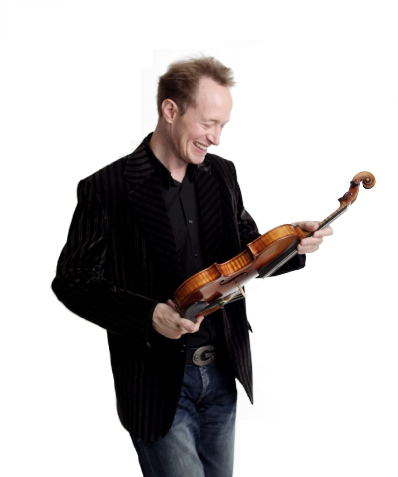 Anthony Marwood (violin) with Northern Chamber Orchestra
