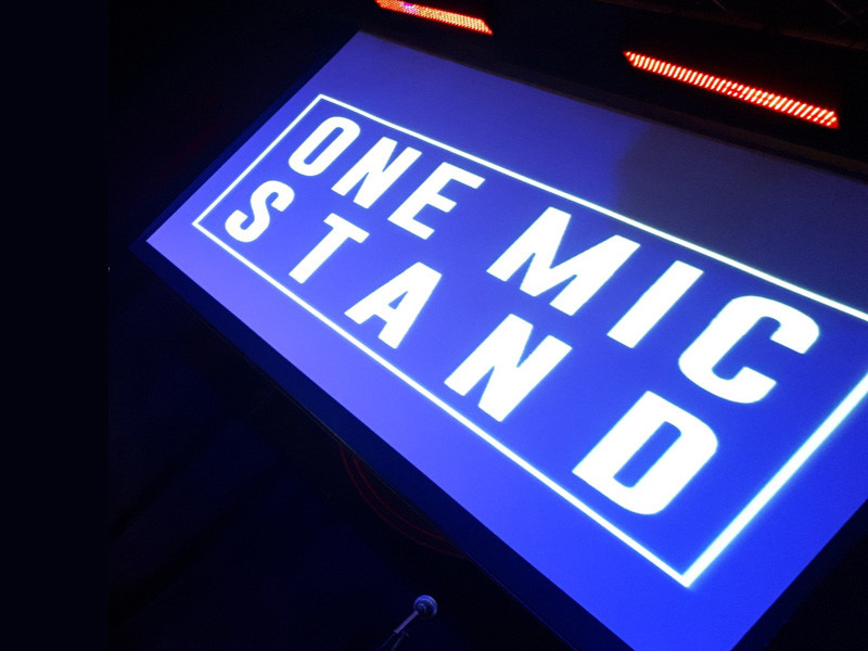 Young Identity and Contact: One Mic Stand