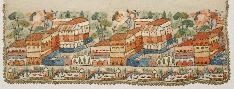 Four Corners of One Cloth: Textiles from the Islamic World