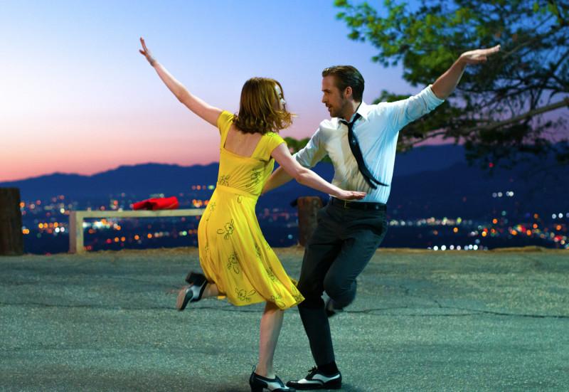 La La Land, directed by Damien Chazelle