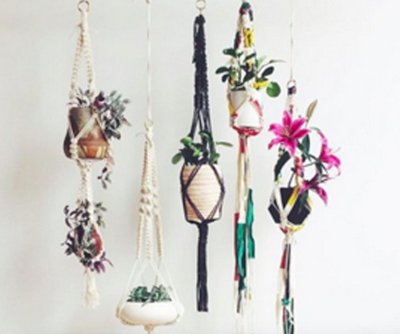 INTRODUCTION TO MACRAME with Ministry of Craft