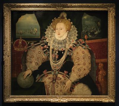 Faces of a Queen: The Armada Portraits of Elizabeth I