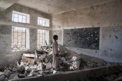 Yemen: Inside a Crisis - IWM North