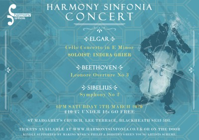 Harmony Sinfonia Spring Concert