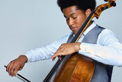 Sheku Kanneh-Mason and Guy Johnston, cello