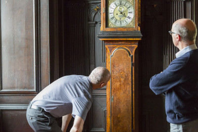 Specialist Tours: Lyme's Clock Collection