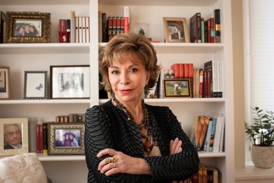 Isabel Allende in Conversation with Jeanette Winterson