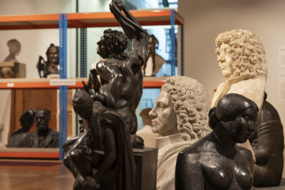Out of the Crate: Investigating the Sculpture Collection